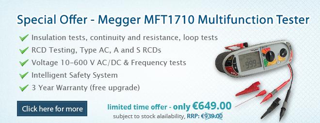 megger1710specialoffer
