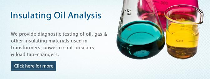 Insulation Oil Analysis