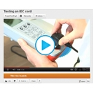 PAT Testing Support Videos