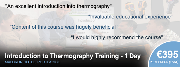 1 Day Thermal Imaging Training