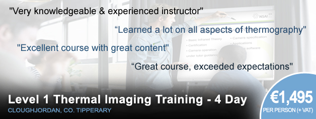 Level 1 Thermal Imaging Training