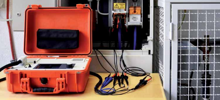 Cable Testing & Fault Location