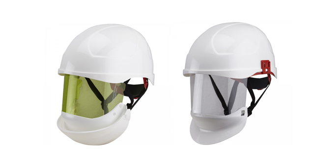 Arc Flash Helmets & Visors