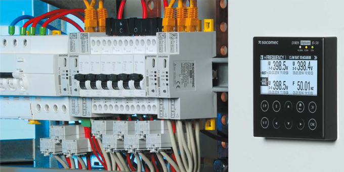 Panel Mounted Meters