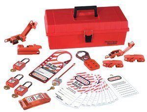 Masterlock Personal Lockout Kit – Electrical