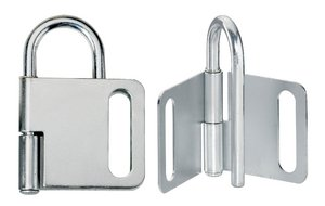 Masterlock 418 Heavy Duty Steel Lockout Hasp