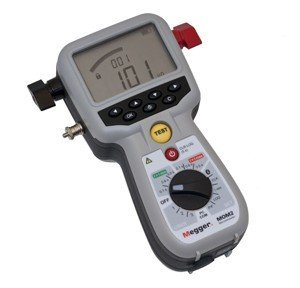 Megger MOM2 Hand-held 200A Micro-ohmmeter