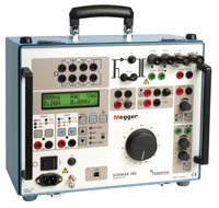 Megger (Programma) SVERKER 750 Protection Relay Test Kit