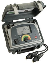 Megger DLRO10HD Dual Power 10A Low Resistance Ohmmeter