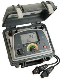 Megger DLRO10HD Dual Power 10A Low Resistance Ohmmeter