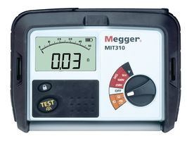 Megger MIT310 Insulation & Continuity Tester