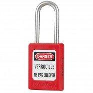 Master Lock Thermoplastic Safety Padlock