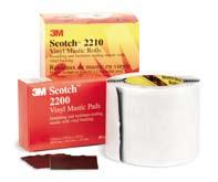 3M Vinyl Mastic Tape 38mm x 6m