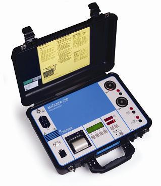 Megger MJOLNER 200 Digital Microhmmeter