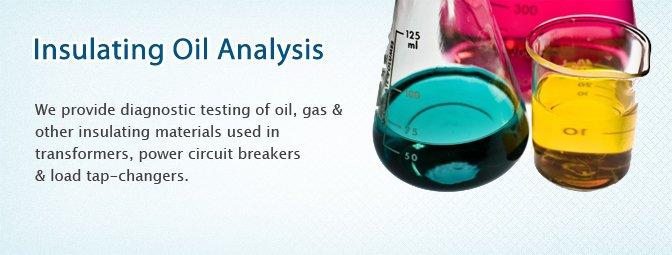 Insulating Oil Analysis