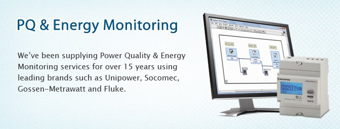 Power Quality & Energy Monitoring