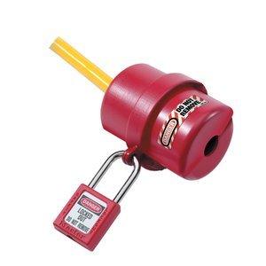 Masterlock Rotating Electrical Plug Lockout