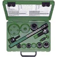 Greenlee Slug-Buster Hole Punch Set ISO 16-40