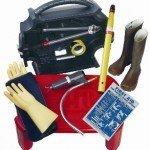 CATU Portable Life Saving Kit
