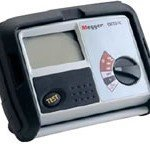 Megger DET3TD Earth Ground Resistance Tester
