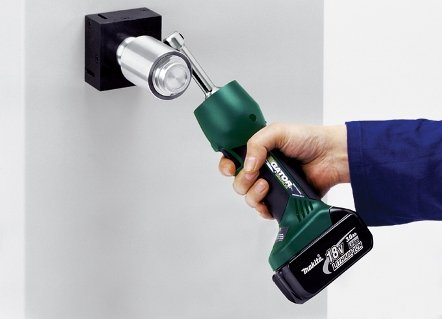 Greenlee LS50-L FLEX Battery Operated Hole Punch