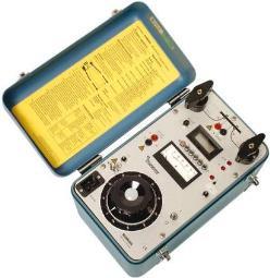 Megger (Programma) MOM600A Microhmmeter