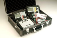 Megger MTK320 Advanced Electrical Test Kit