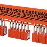 Heavy Duty Steel Rack (18-22 locks)