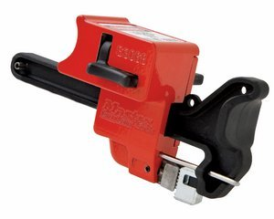 Masterlock S3068 Handle-on Ball Valve Lockout