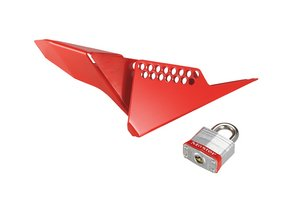 Masterlock S3477 Handle-on Ball Valve Lockout
