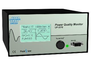 Unipower UP-2210 Power Quality Monitor
