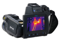 FLIR T600 series thermal imaging camera
