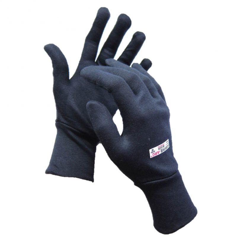 Arc Rated Knitted Gloves 12.1 cal/cm²
