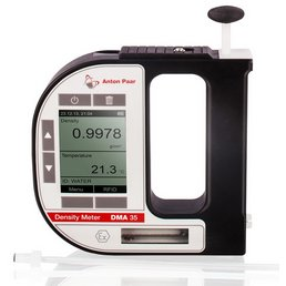 Anton Parr DMA 35 EX portable density and concentration meter