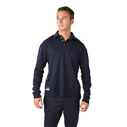 Arc Flash Knitted Polo Shirt 10.9 cal/cm²