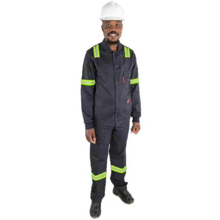 Arc Flash Anti-Static Conti Jacket, 12.4 cal/cm²