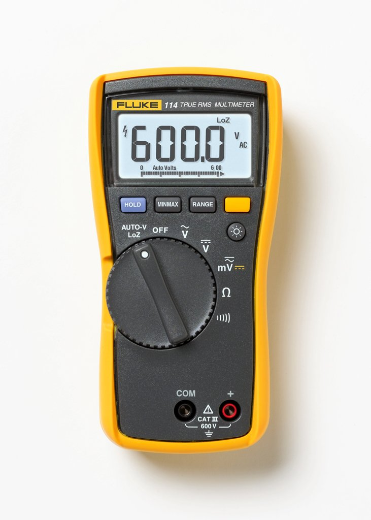 Fluke 114 Electrical Multimeter