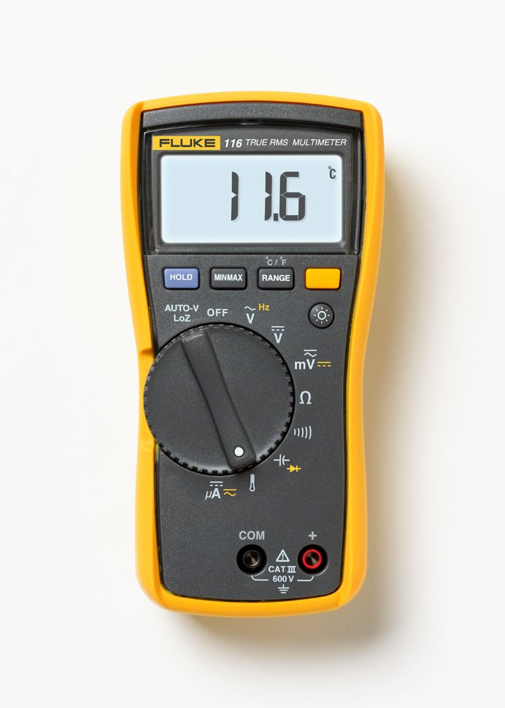 Fluke 116 HVAC Digital Multimeter