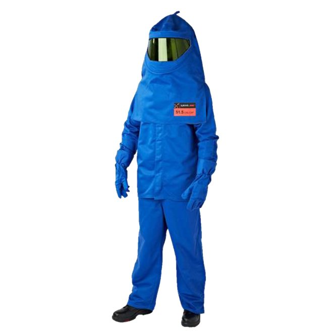 1727 Arc Flash Switching Suit|Arc Flash Switching Suit 51 cal/cm² - Survive Arc|Arc Flash Switching Suit 51 cal/cm² - Survive Arc