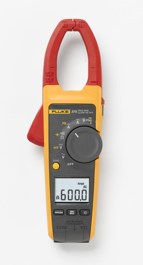 Fluke 375 True-rms Clamp Meter