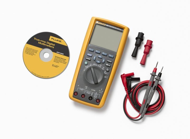 Fluke 287 True RMS Electronics Logging Multimeter