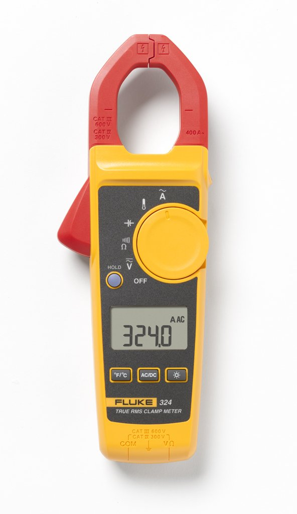 Fluke 324 True-rms Clamp Meter