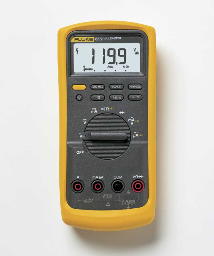 Fluke 83 V Digital Multimeter