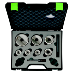 Greenlee Speed Punch Set ISO 16- 63
