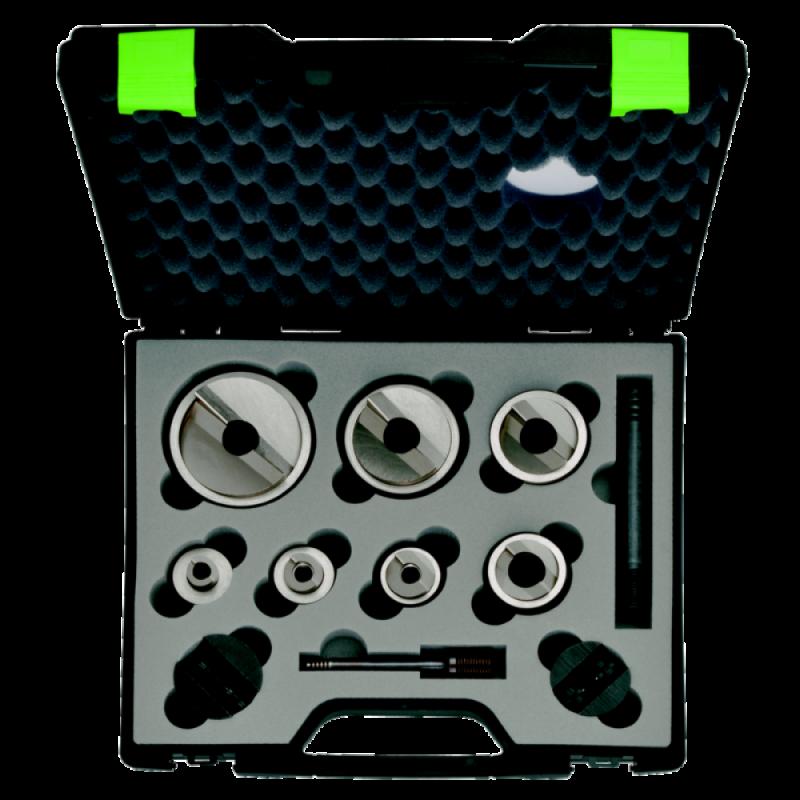 Greenlee Speed Punch Set ISO 16- 63