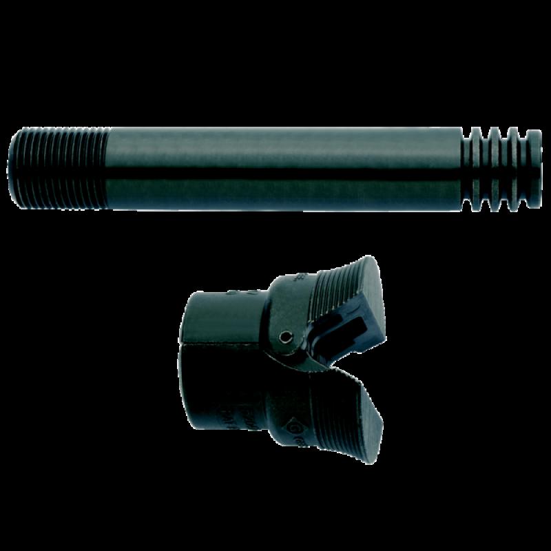 Speed Lock and draw stud 19.0 mm