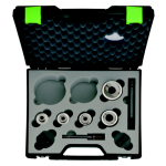 Greenlee Speed Punch Set ISO 16- 40