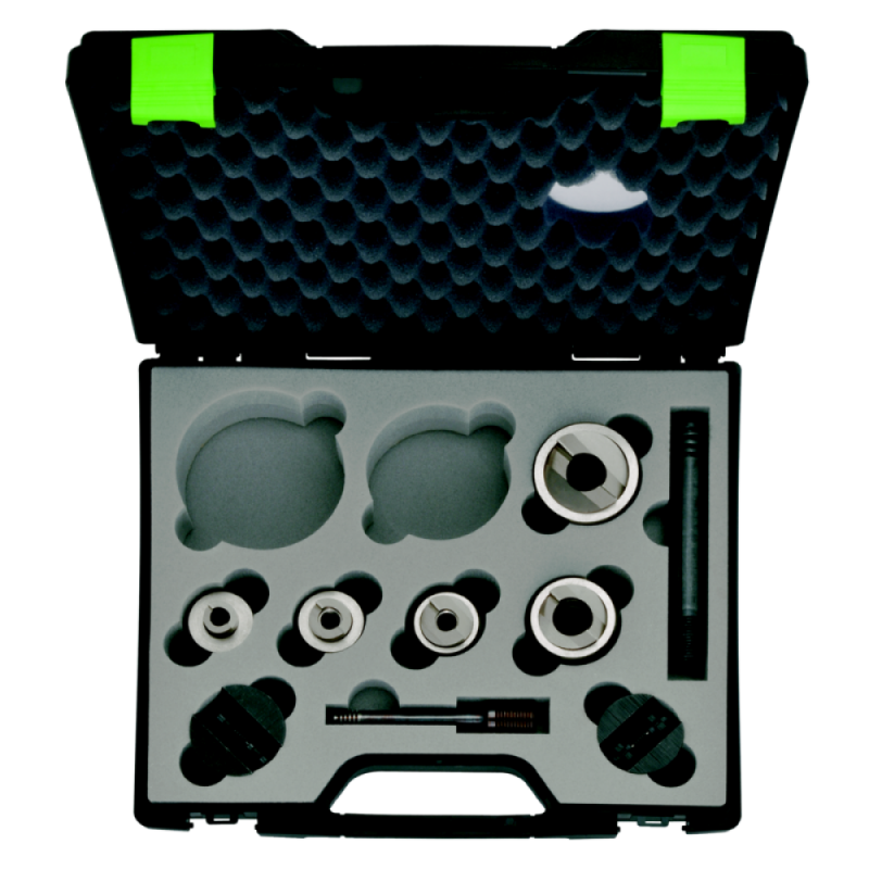 Greenlee Speed Punch Set ISO 16- 40