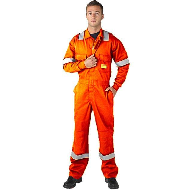 1832.450 One Piece Arc Flash Coverall