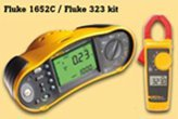 Fluke 1652C + Fluke 323
